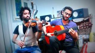 Cover by ( Ahmed Mounib & Sam Emil) وافتكرت - حماقي