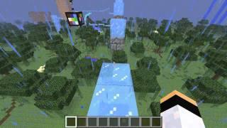 Minecraft Escape - The Parkour Island (Lukpaj23 & Vertez) HD [PL]