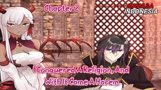 I Conquered A Religion, And With It Came A Harem Chapter 2 [WB]