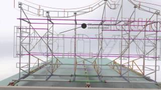 видео Навесы и козырьки из поликарбоната во Владимире и области