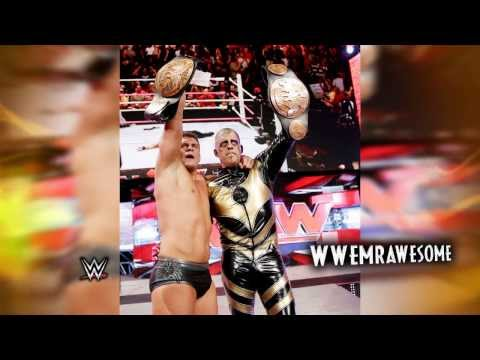 """WWE: Cody Rhodes & Goldust Official Theme Song """"Gold & Smoke"""" With Download Link"""