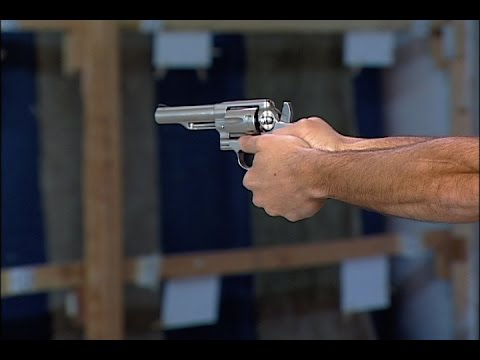 Getting Started Shooting a Revolver  |  Personal Defense Network