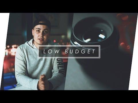📷 Top 3: LOW BUDGET Videoeffekte UNTER 20€   Jonah Plank