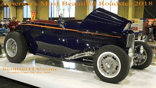 Grand National Roadster Show 2018 AMBR Contestants