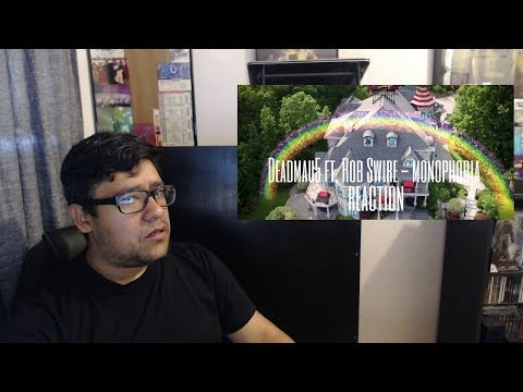 Deadmau5 ft. Rob Swire - Monophobia  [Official Video] | REACTION