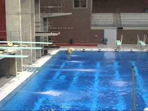 Ohio State Diving Trip