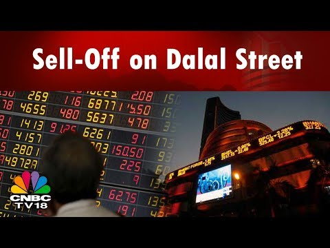 Sell-Off on Dalal Street | Carnage in Mid, Small Caps | Business Lunch | CNBC TV18