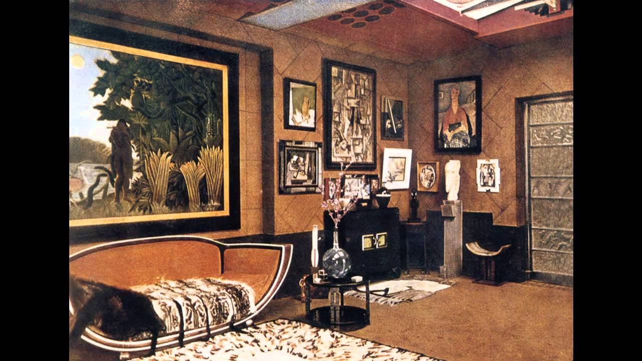 Art Deco Interior.Art Deco Interior Ideas Home Art Design Decorations