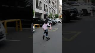 Sepatu Roda Gembira Ngabuburoll Jakarta Inline Skate JISCO - MOI 【AIRADE】