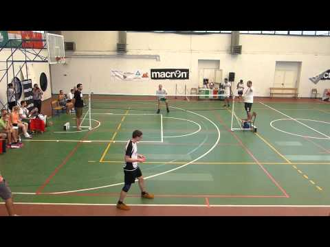 #FO16 Haspe vs Marseille 1st single, Quaterfinal, Jianzi, Federfußball, shuttlecock, plumfoot von YouTube · Dauer:  13 Minuten