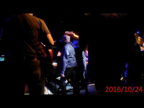 Sitting in with The Combo - 10/24/16 - Set One
