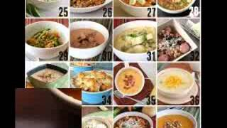 Flavoring Soups With Alcohol