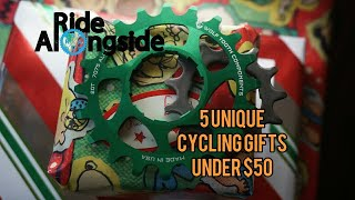 5 Unique Cycling Gifts Under $50