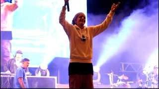"Keny Arkana Concert BOGOTA - COLOMBIA 20/10/12 ("" Victoria "" "" La rage"")"