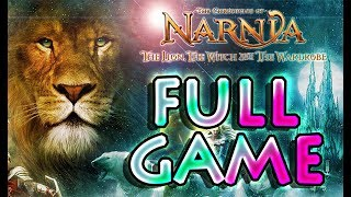 Chronicles of Narnia: The Lion, The Witch and The Wardrobe FULL GAME Movie Longplay (PS2, GCN, XBOX)