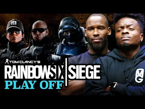 Rainbow Six Siege Play Off: Team Marquise Goodwin versus Team Pierre Garcon Competition | Part 2