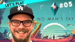 [5] Let's Play No Man's Sky mit Etienne   Das Zahlenrätsel   10.08.2016