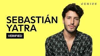 "Sebastián Yatra ""Runaway""  Lyrics & Meaning | Verified"