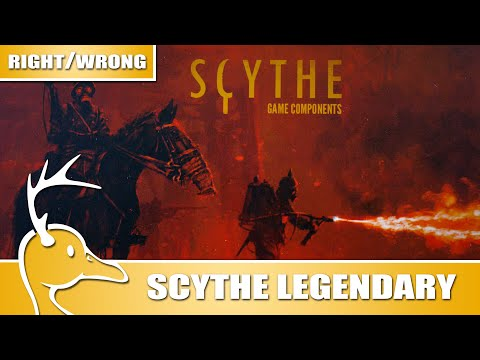 Scythe Legendary Collection - Right For You / Wrong For You - (Quackalope Review)