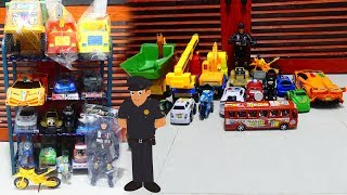 Toys Kids Videos | Box Full of Cars For Boy For Kids New Cars Siku, Toys Review, kids toys