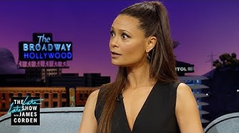 Thandie Newton Has the Secret for Talking to the Queen