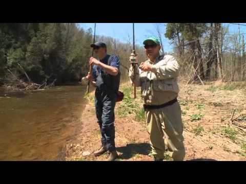 Bob Izumi's Real Fishing: River Fishing