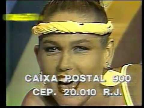 Xuxa no Clube da Criança - Tv Manchete (1984) - Concurso Estrela - chamada