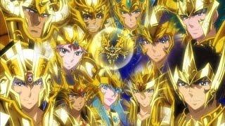 La rinascita dei Cavalieri D'oro - Soul Of Gold - [ SUB ITA ]