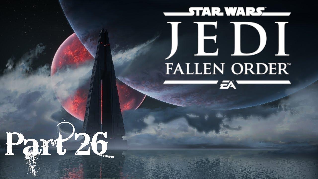 Inquisitionsfestung - Star Wars: Jedi Fallen Order - Part 26