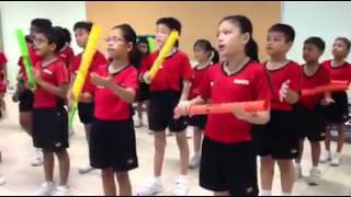 Fengshan Primary School P2 Around The World Boomwhackers