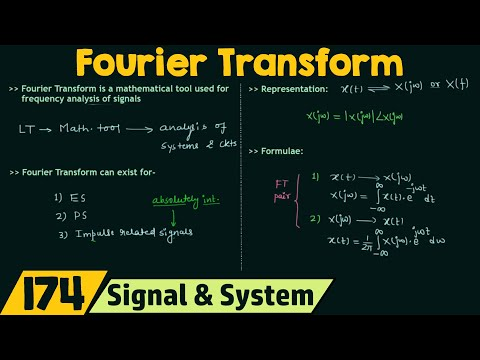 Introduction to Fourier Transform