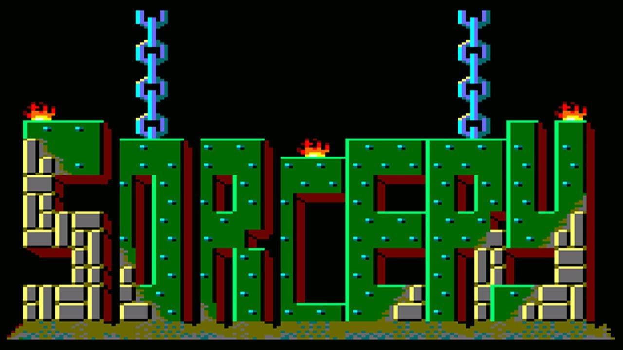 Download [Amstrad CPC] Sorcery - Longplay