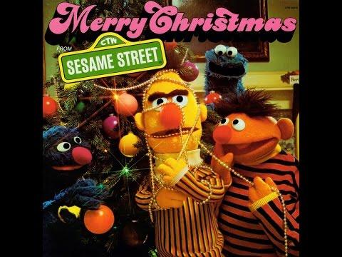 The Night Before Christmas on Sesame Street Audio, 1975