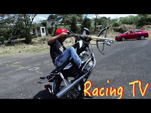 Racing TV  Stunt II en Costa Rica