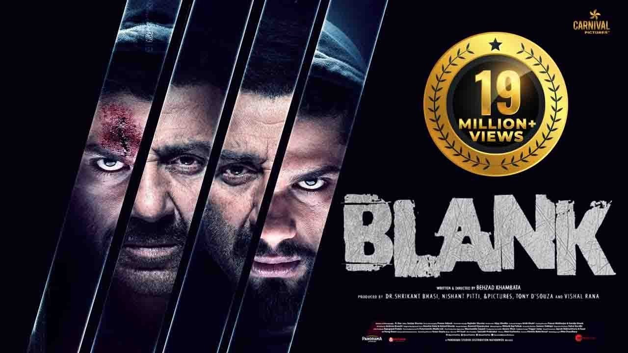 Blank review: Action sequences work for the film, but the story