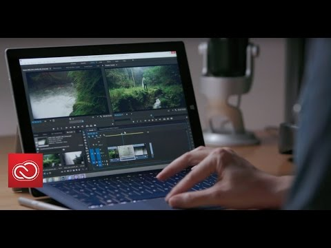 Coming To CC Video & Audio: Immerse Yourself In Creativity | Adobe Creative Cloud