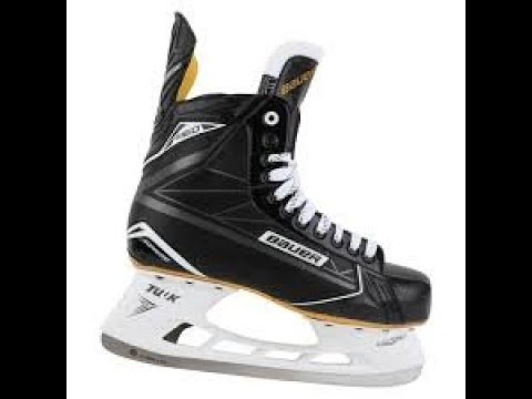 Bauer S160 Supreme Ice Hockey Skates Review