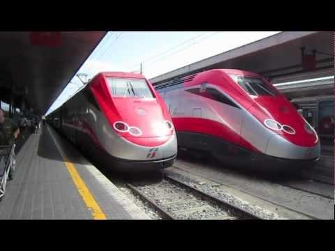 Tren Italia (6) (Tren de Alta Velocidad)