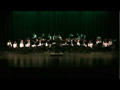 Fire Dance - Elkins Pointe Middle School Symphonic Band