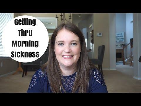 16 Week Pregnancy Vlog || Morning Sickness Tips