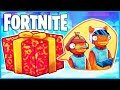 *NEW* PRESENT SURPRISE TRAP in Fortnite: Battle Royale! (Fortnite Funny Moments & Fails)
