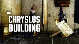 A Sprawling Nightmare at the Chryslus Building - Fallout 3 Lore
