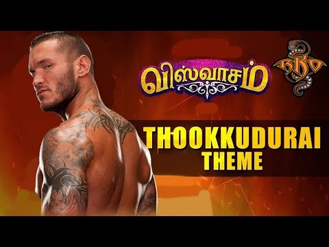 Viswasam Theme - WWE Randy Orton Version