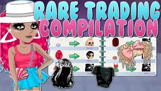 TRADED ALL MY MAGAZINE RARES!! *RARE TRADING COMPILATION* -MSP