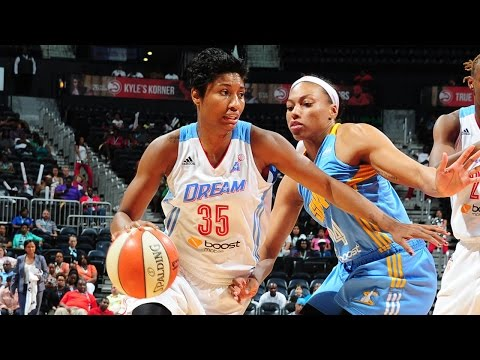 2015 WNBA All-Star Top Plays: Angel McCoughtry - YouTube