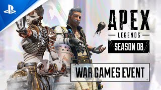 Apex Legends | War Games Event Trailer | PS4