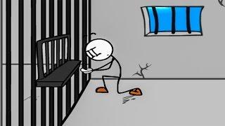 ПОБЕГ ИЗ ТЮРЬМЫ - Escaping the prison