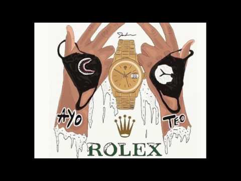 Thumbnail: Ayo & Teo - Rolex | Prod. BL$$D & BackPack Miller | #rolexchallenge