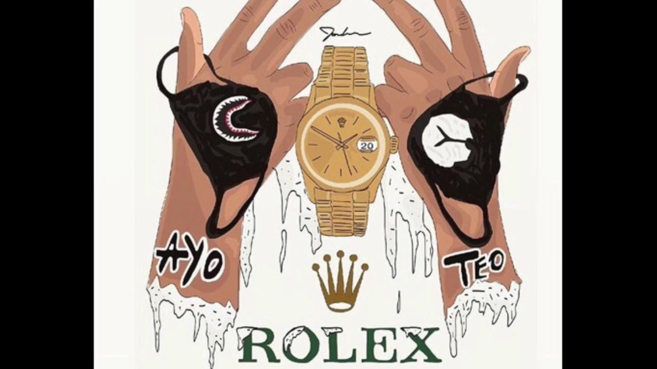 Ayo Amp Teo Rolex Prod Bl D Amp Backpack Miller