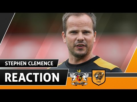 Exeter City v The Tigers | Reaction With Stephen Clemence | 23.08.16